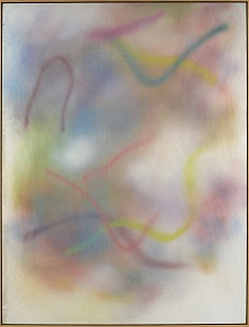 News: Video Now Available | NYC Gallery Openings | Dan Christensen: Early Spray Paintings (1967-1969), October 16, 2019 - NYC GALLERY OPENINGS
