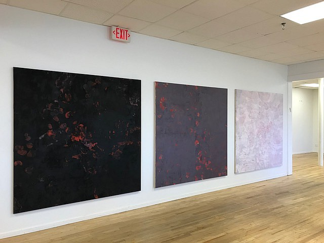News: Eric Dever | Inspired: Curated by Kimberley Goff, October 28, 2019