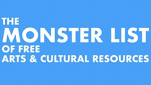 News: Guild Hall Museum: The MONSTER LIST of FREE Arts & Cultural Resources, May  1, 2020 - Guild Hall