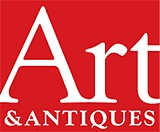 News: Ann Purcell: Kali Poem Series featured in Art & Antiques, October 13, 2020 - Art & Antiques