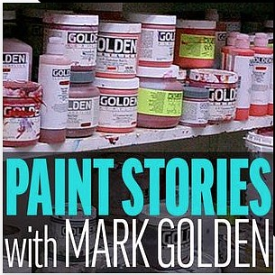 News: James Walsh featured on Paint Stories with Mark Golden Podcast, December  3, 2020 - Paint Stories with Mark Golden Podcast