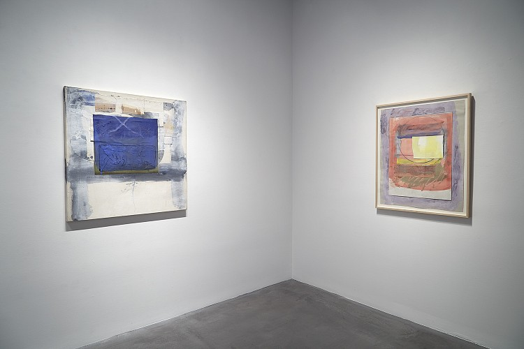 Frank Wimberley: Collage - Installation View