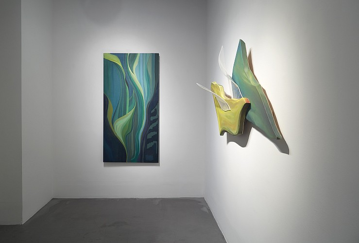 Lilian Thomas Burwell: Soaring | Curated by Melissa Messina - Installation View